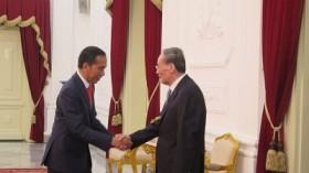 Usai Dilantik, Jokowi Kembali Terima Tamu Negara