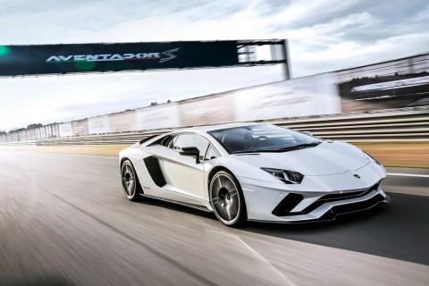 Lamborghini Raffi Ahmad Terbakar