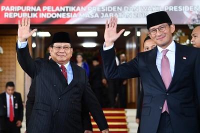 Sandiaga Amini Indonesia Jadi Kekuatan Ekonomi Dunia