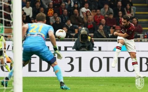 Lecce Buyarkan Kemenangan Milan