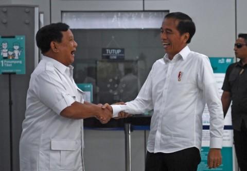 Jokowi Izin Ajak Gerindra ke Kabinet