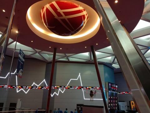 Indeks Acuan Saham Indonesia Diramal Positif