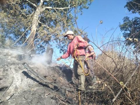 Angin Menyulitkan Pemadaman Kebakaran Gunung Semeru