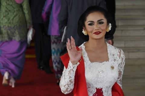 Krisdayanti Ingin Jokowi Perhatikan UMKM
