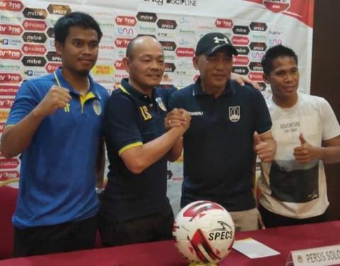 Jelang Derby Mataram, Pelatih PSIM dan Persis Solo Saling Respek