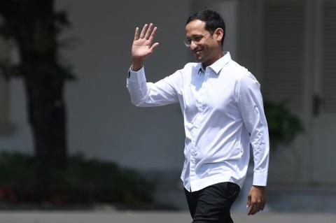 Nadiem Makarim Terima Tawaran Jokowi