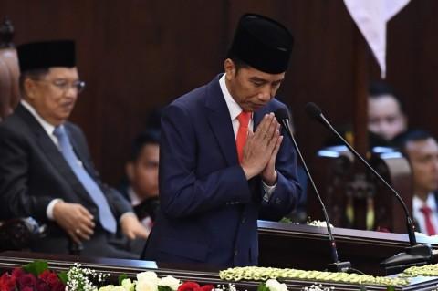 Jokowi Disebut Tetap Perhatikan Hukum dan HAM