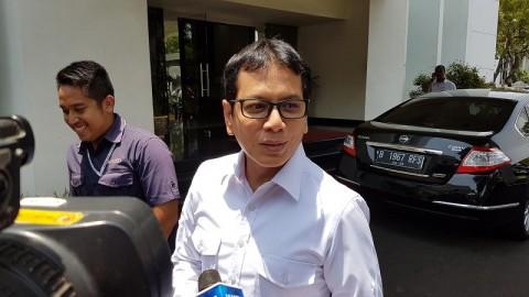 Erick Thohir, Wishnutama Come to Presidential Palace