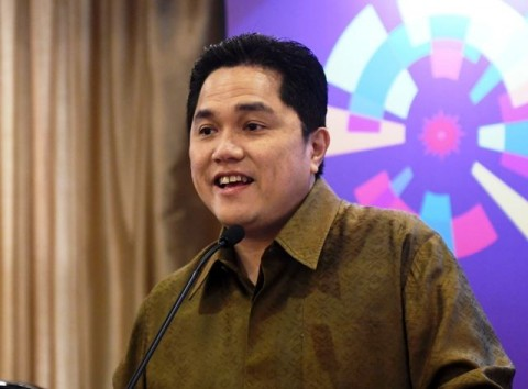 Erick Thohir Jadi Calon Menteri, Saham Mahaka Meroket Nyaris 30%