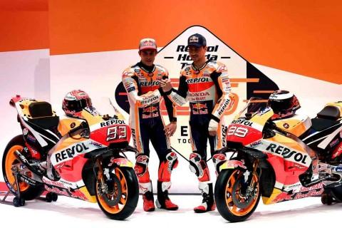 Skenario Honda untuk Kawinkan Tiga Gelar MotoGP 2019
