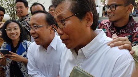 Pratikno dan Fadjroel Dipanggil ke Istana