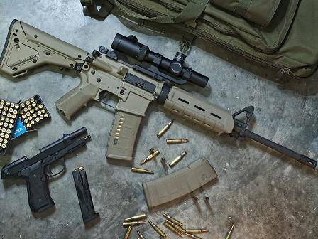 Pemilik Senjata Ilegal di Pontianak Ditangkap
