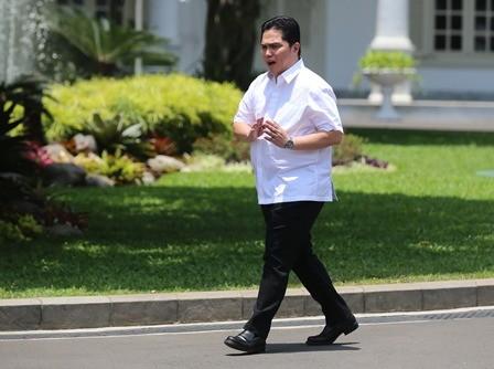 Erick Thohir Mengisyaratkan Menjabat Menteri Bidang Ekonomi