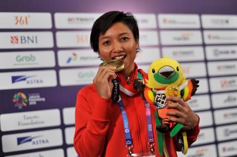 Karateka Putri Indonesia Bidik Emas SEA Games 2019