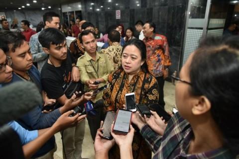 Harapan Puan kepada Menteri Pemerintahan Jokowi-Ma'ruf