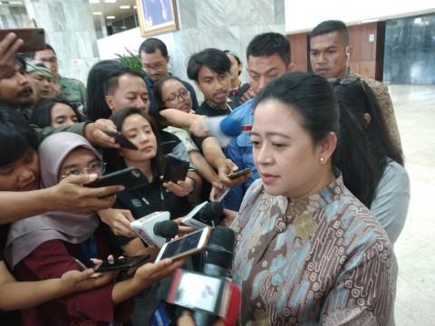 Pimpinan DPR Merapat ke Istana