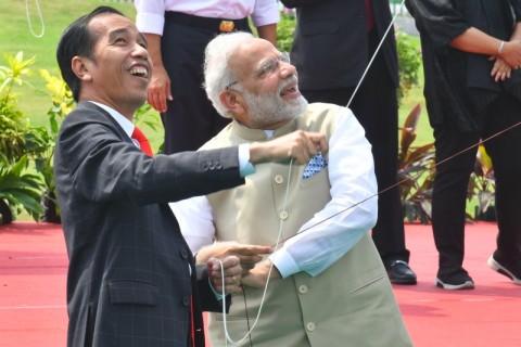 Ucapan Selamat PM India untuk Jokowi-Ma'ruf