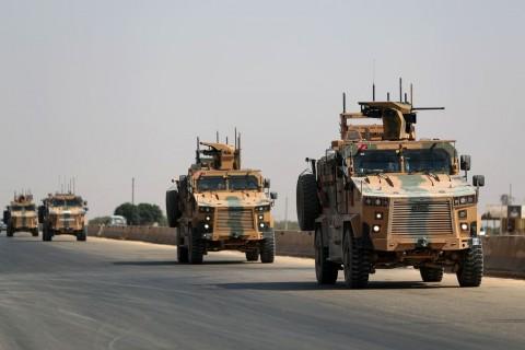 Indonesia Diminta Bijak Sikapi Agresi Turki ke Suriah