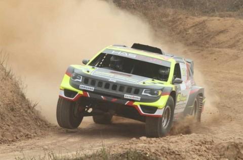 Serunya Kejurnas Sprint Rally dan Speed Offroad Jambi