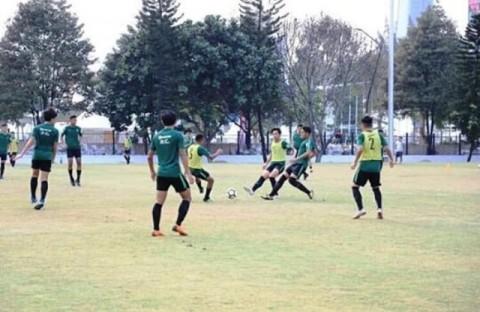 Jelang SEA Games 2019: Timnas U--23 Langsung Berlatih