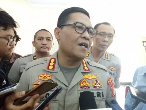 Polisi Tahan Enam Orang Terduga Pengacau Pelantikan