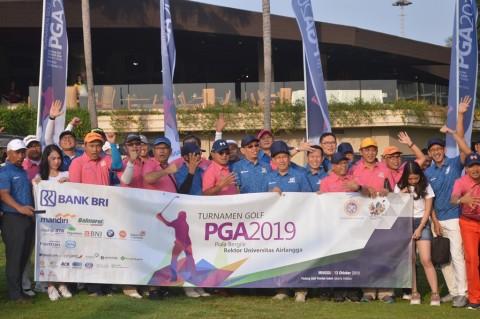 Turnamen Golf PGA 2019 Jadi Ajang Kompetisi dan Silaturahmi