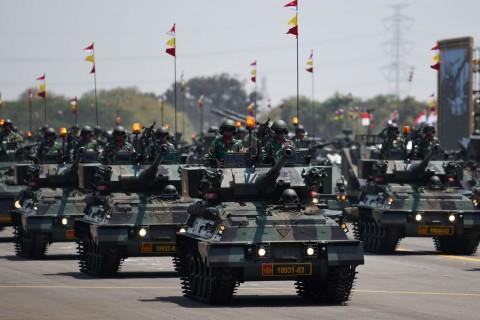 Pemerintah Diminta Perkuat Pertahanan Indonesia