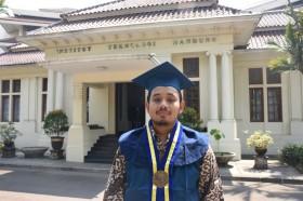 Cerita Mahasiswa ITB Peraih IPK 4.0