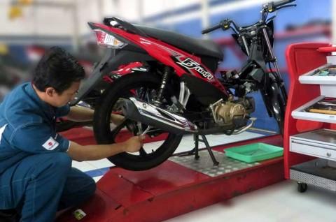 Trik Mudah Merawat Sepeda Motor Baru agar Tetap Prima