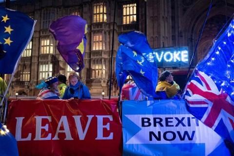 Parlemen Eropa Tunggu Inggris Ratifikasi Perjanjian Brexit