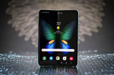 Samsung Galaxy Fold Mulai Dijual di Korea Selatan