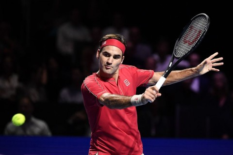 Roger Federer Lewati Laga ke-1.500 dengan Kemenangan