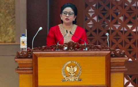 Puan Says Number of Ministries to Be Merged