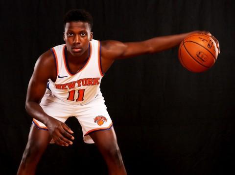 Knicks Perpanjang Kontrak Frank Ntilikina