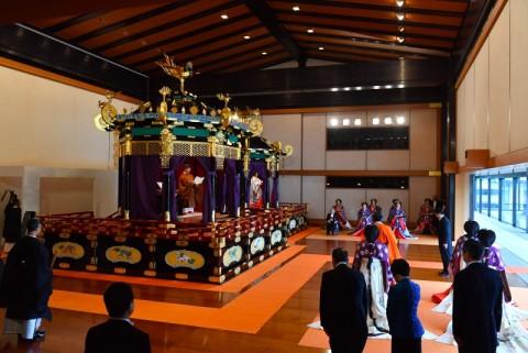 Kaisar Jepang Secara Resmi Proklamirkan Penobatannya