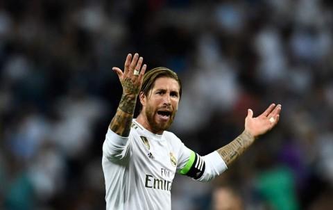Ramos: Madrid Dukung Zidane Sampai Mati