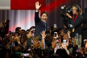 Trudeau Menang Pemilu Kanada Tapi Kehilangan Suara Mayoritas