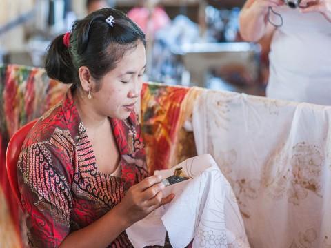 Indonesian Batik Day Event Held in Helsinki
