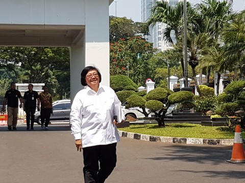 Siti Nurbaya Retains Her Position