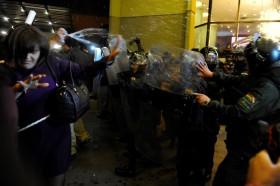 Kekerasan Pecah di Bolivia Terkait Penghitungan Suara