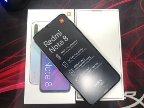 Kesan Pertama Menjajal Redmi Note 8