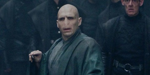 Rahasia Jubah Lord Voldemort