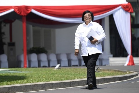 Siti Nurbaya to Focus on Preventing Forest Fires