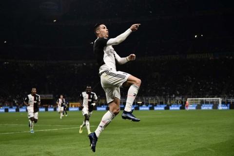 Cristiano Ronaldo Belum Pikirkan Pensiun