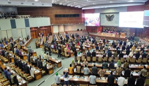 Sempat Molor, Rapat Paripurna DPR Dihadiri 514 Anggota