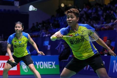 French Open 2019: Greysia/Apriyani Susah Payah Lewati Babak Pertama