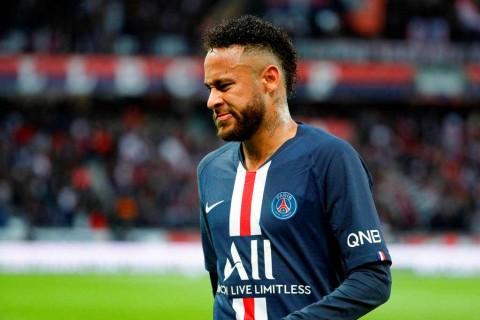 Neymar Mengaku Sempat tak Bahagia di PSG.
