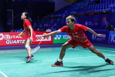 French Open 2019: Rinov/Pitha Mulus ke Babak Kedua