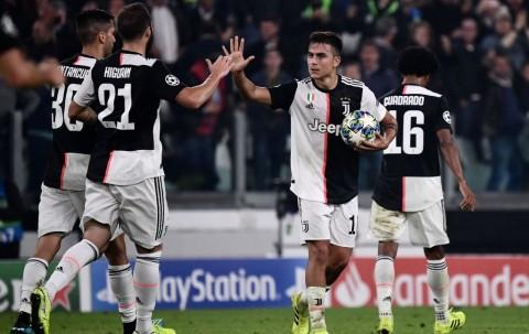 Dybala Bersinar, Juventus Hantam Lokomotiv Moscow