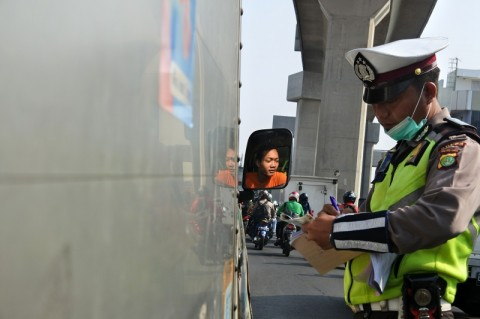 Pengemudi Lupa Bawa SIM Bisa Dapat Diskresi
